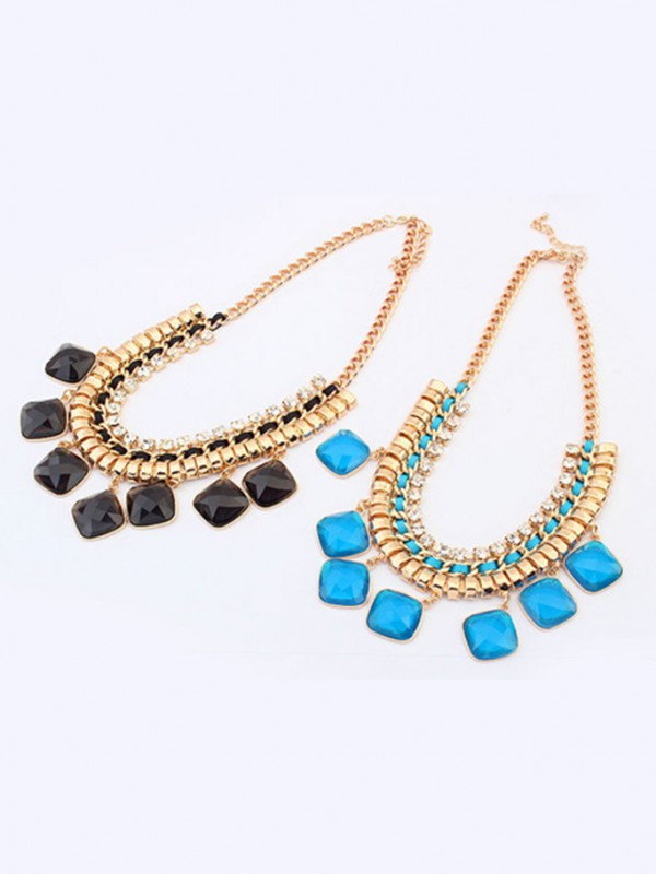Occident Trendy Fashionable New Sweet Necklace
