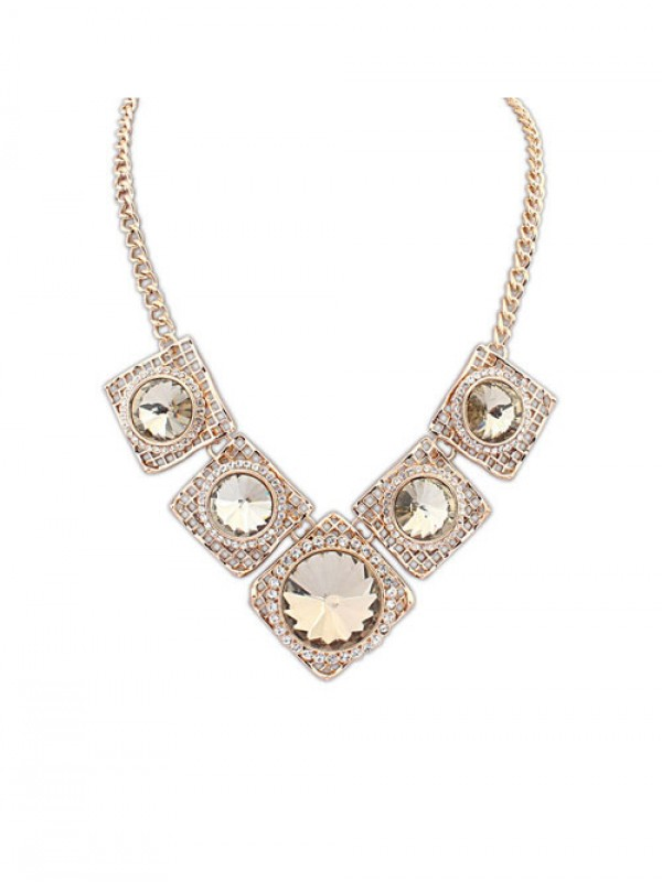 Occident Street shooting Major suit Luxurious Retro Necklace