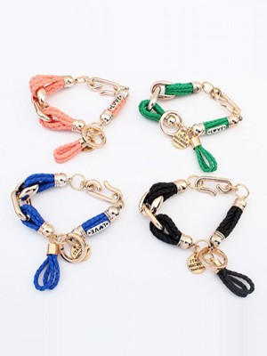 Occident original Foreign trade Woven Bracelets