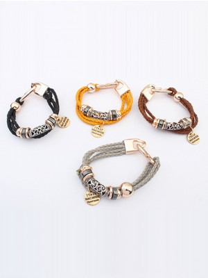 Occident Retro Exotic Personality Bracelets