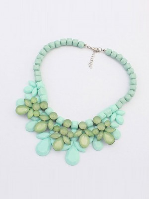 Occident Stylish Celebrity Street shooting Temperament Necklace
