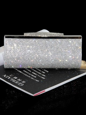 Rhinestones Evening Handbags UK (BB000A197A7)
