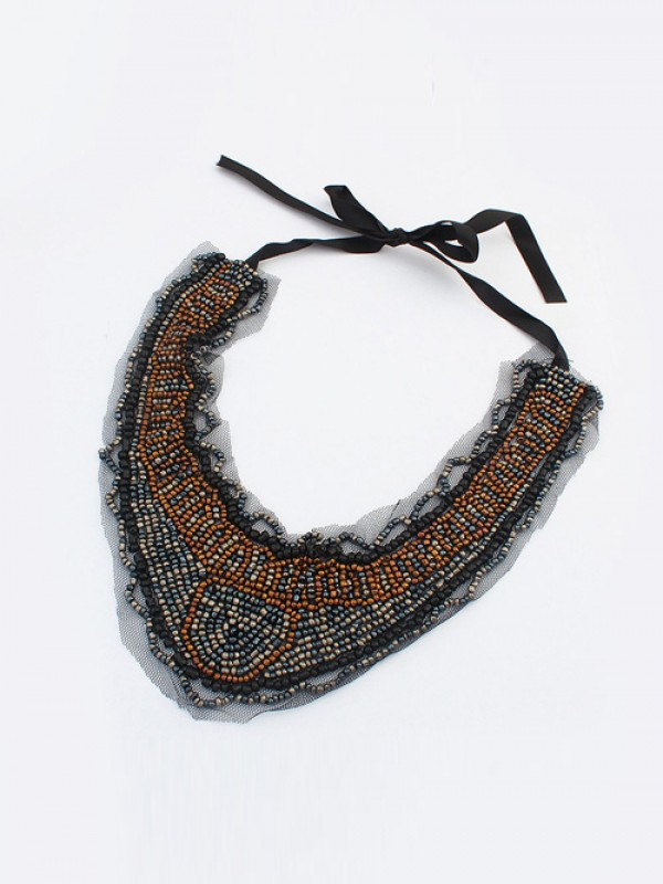 Occident Exotic Personality Retro Necklace-18